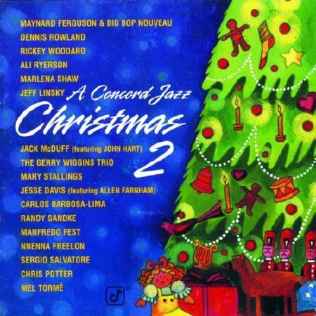 A Concord Jazz Christmas Vol.2 (1996)