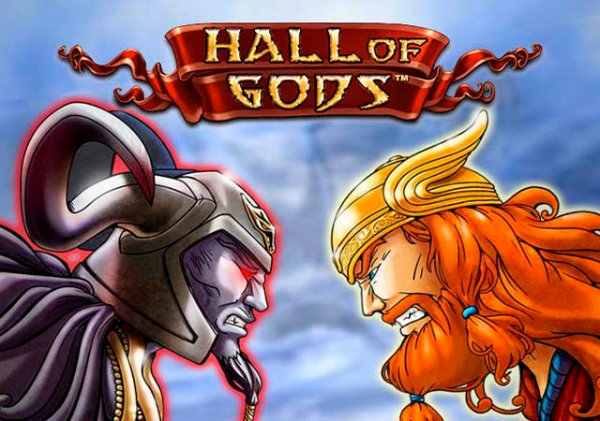 Слот «Hall of Gods» на Фортуна Плей
